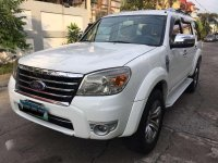 2010 Ford Everest 4x2 AT for sale