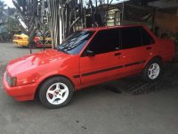 Toyota Corolla 1984 Manual Red For Sale