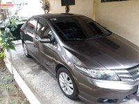 Honda City 2012 AT Brown Sedan For Sale