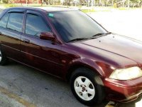 Honda City 1.3 1998 Manual Red For Sale