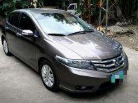 2013 Honda City 1.5 AT Brown Sedan For Sale