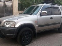 Fresh Honda Crv AT 4x4 1996 Silver For Sale