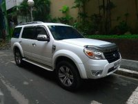 Ford Everest Limited Edition 2010 for sale