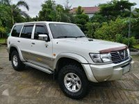 2000 Nissan Patrol AT presidential edition look for sale