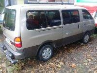 Kia Pregio Festival 2002 Van MT Silver For Sale