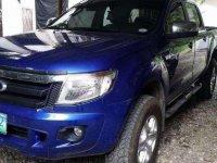 2013 Ford Ranger AT Diesel XLT Blue For Sale