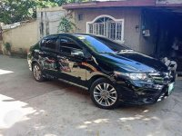 2014 Honda City 1.5E AT Black Sedan For Sale