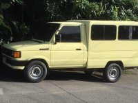 2003 Toyota Tamaraw Fx 2c for slae