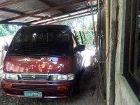 2012 Nissan Urvan van for sale