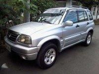 2001 Suzuki Grand Vitara 4WD MATIC for sale