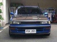 Toyota Corolla small body 4age blacktop engine