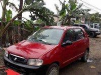 Fresh Suzuki Alto 2009 MT Red HB For Sale