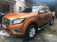 2016 Nissan Navara EL Calibre 4x2 MT Brown For Sale