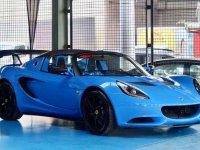 2016 Lotus ELISE CLUB RACER S Blue For Sale