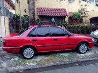 For sale 1991 Toyota Corolla XE small body