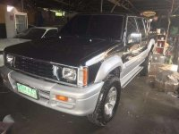 FOR SALE 98 Mitsubishi Strada Diesel Manual Transmission 4WD All Power