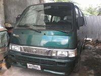 For sale Nissan Urvan 2001