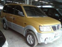 Good as new Mitsubishi Adventure 2002 for sale