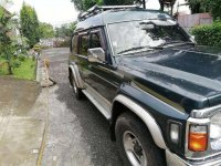 Well-maintained Nissan Patrol 1995 for sale