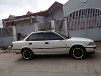 Toyota Corolla 1991 Manual White For Sale