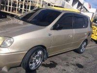 Kia Carens 1999 model FOR  SALE