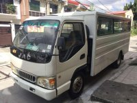 Jac Queen FB Type 2011 Truck White For Sale