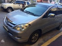 Toyota Innova V 2007 AT Gas FOR SALE