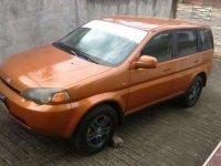Honda Hrv 1999 Manual Gas FOR SALE