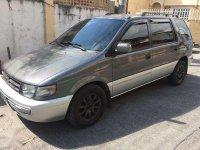 1998 Mitsubishi Spacewagon MT Gray Wagon For Sale