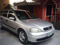 Fresh 2000 Opel Astra Wagon AT Silver For Sale