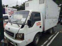 2003 Kia KC2700 Aluminum Van White For Sale