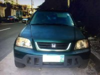 Honda CRV 1996 Gen 1 AT Green SUV For Sale