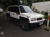 1995 Suzuki Vitara 4x4 1.6 MT White For Sale