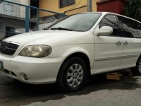 2005 model Kia Carnival local gas automatic for sale