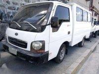 2003 Kia Kc2700 manual diesel for sale