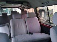 Red Sienna Nissan Urvan Orig Escapade GL grandia commuter diesel vios