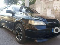 Opel Astra G 2000 black for sale