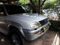 Mitsubishi Strada 4x4. 2002 model for sale