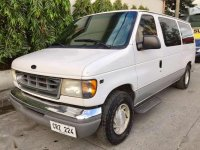 2002 Ford E150 12 Seater Van Very Fresh Unit for sale