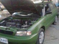 For sale Green Suzuki Esteem 1997