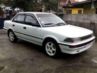 Toyota Corolla Small Body AE92 1991 White For Sale