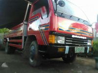 Mitsubishi Fuso Canter Elf Truck 14feet For Sale