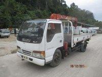 Isuzu Giga Boom Truck - UNIC 3section 2.3 Tons capcity for sale