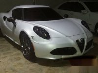 2017 Alfa Romeo 4C Imported Unit Only 500Units Available
