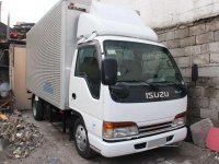 Isuzu Giga Elf NKR 14 Ft Aluminum Closed Van Japan CBU like Canter for sale