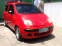 Daewoo Matiz 2000 HB Red Fresh For Sale