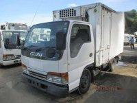 2017 Isuzu Giga series 10ft Refrigerated Van - JAPAN SURPLUS for sale