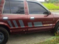 2004 Kia Sportage 4x4 Red SUV For Sale