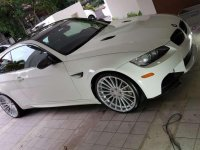 2010 BMW M3 e92 body DCT FOR SALE