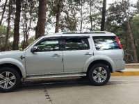 Ford Everest MT
